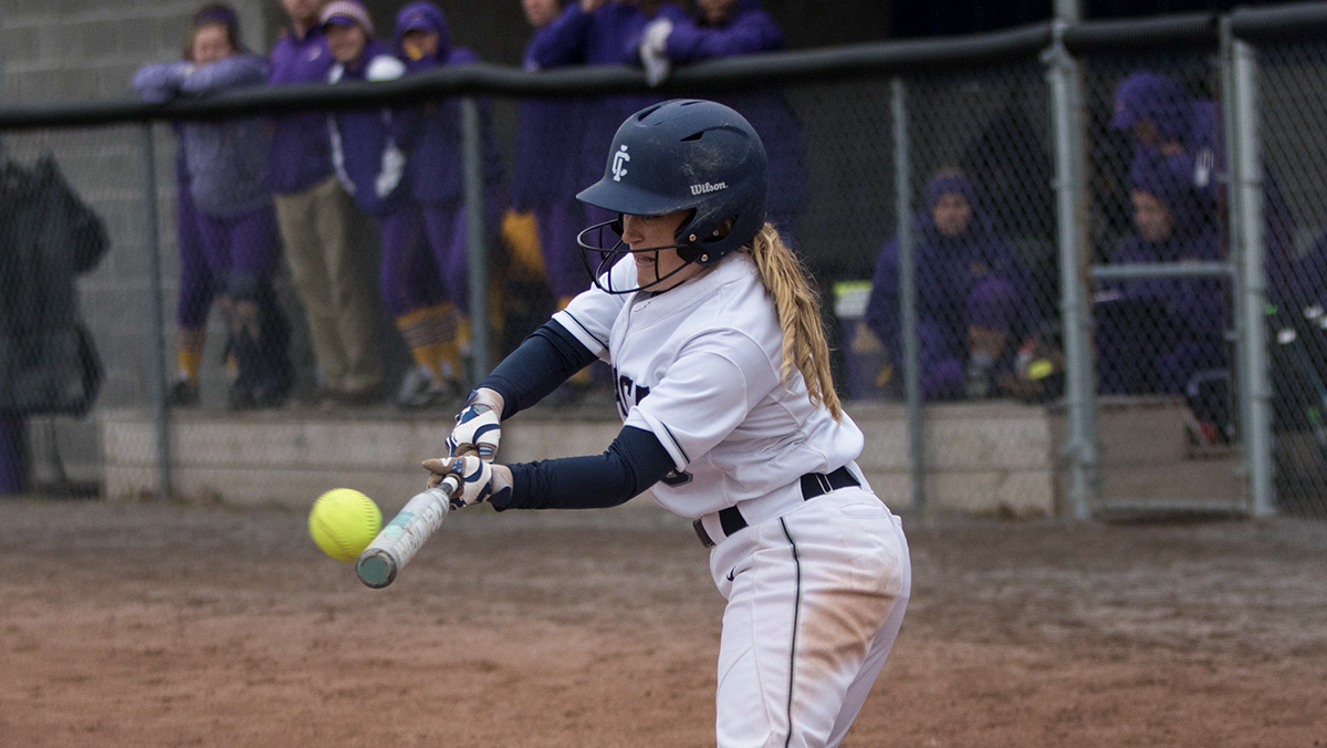 IC softball goes three-for-four on the weekend