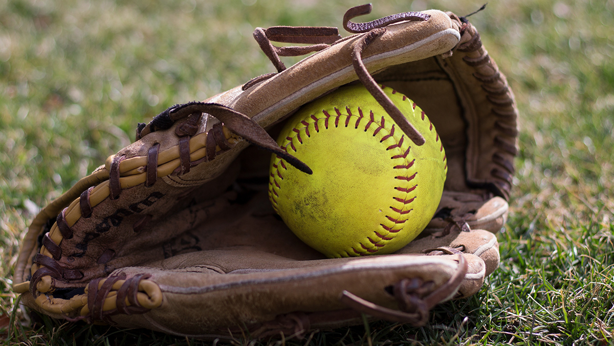 Softball splits double header against Rochester