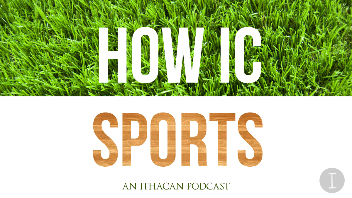 'How IC Sports':  Men's Basketball Success with Reilly Thompson