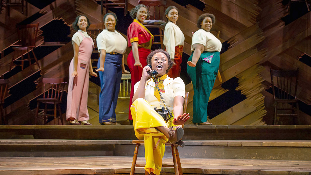 "Q&A: Alum takes the stage with ""The Color Purple"" tour"